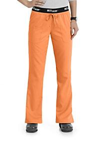 Grey's Anatomy 3 Pocket Logo Waist Scrub Pants