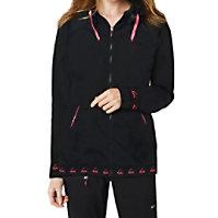 Koi Lite Joyful Zip Front Hoodie Jackets