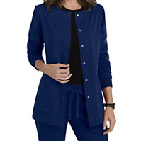 Grey's Anatomy 4 Pocket Snap Front Jackets