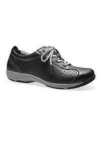 Dansko Hillary Leather Athletic Nursing Shoes