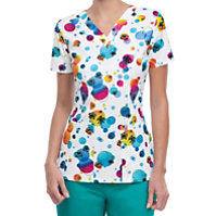 Code Happy Delightful Dots Tops With Certainty
