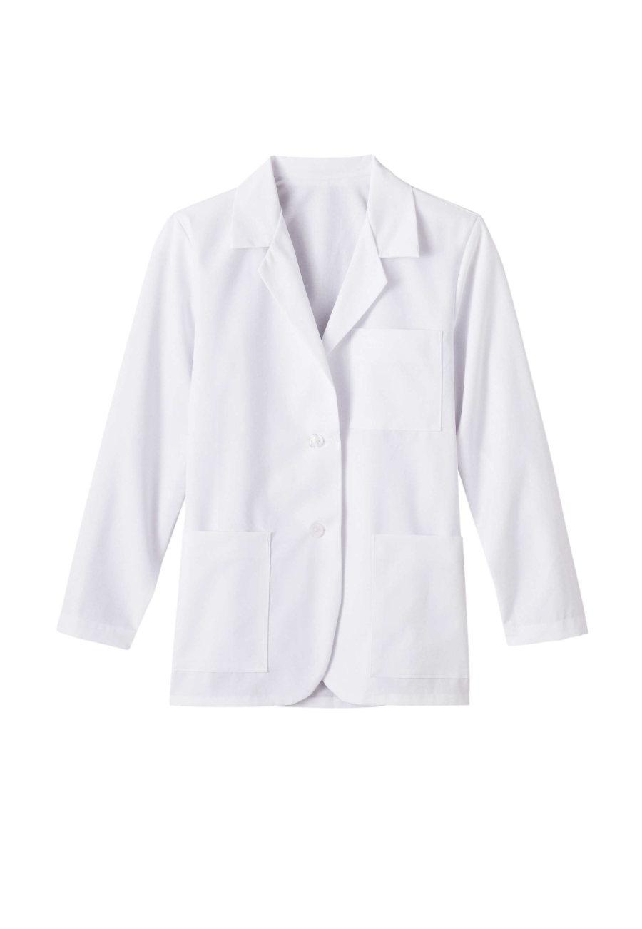 META Women's  28 Inch Consultation Lab Coats