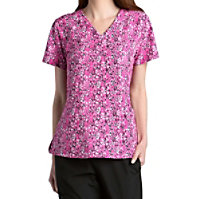 Barco One Synergy Print Tops