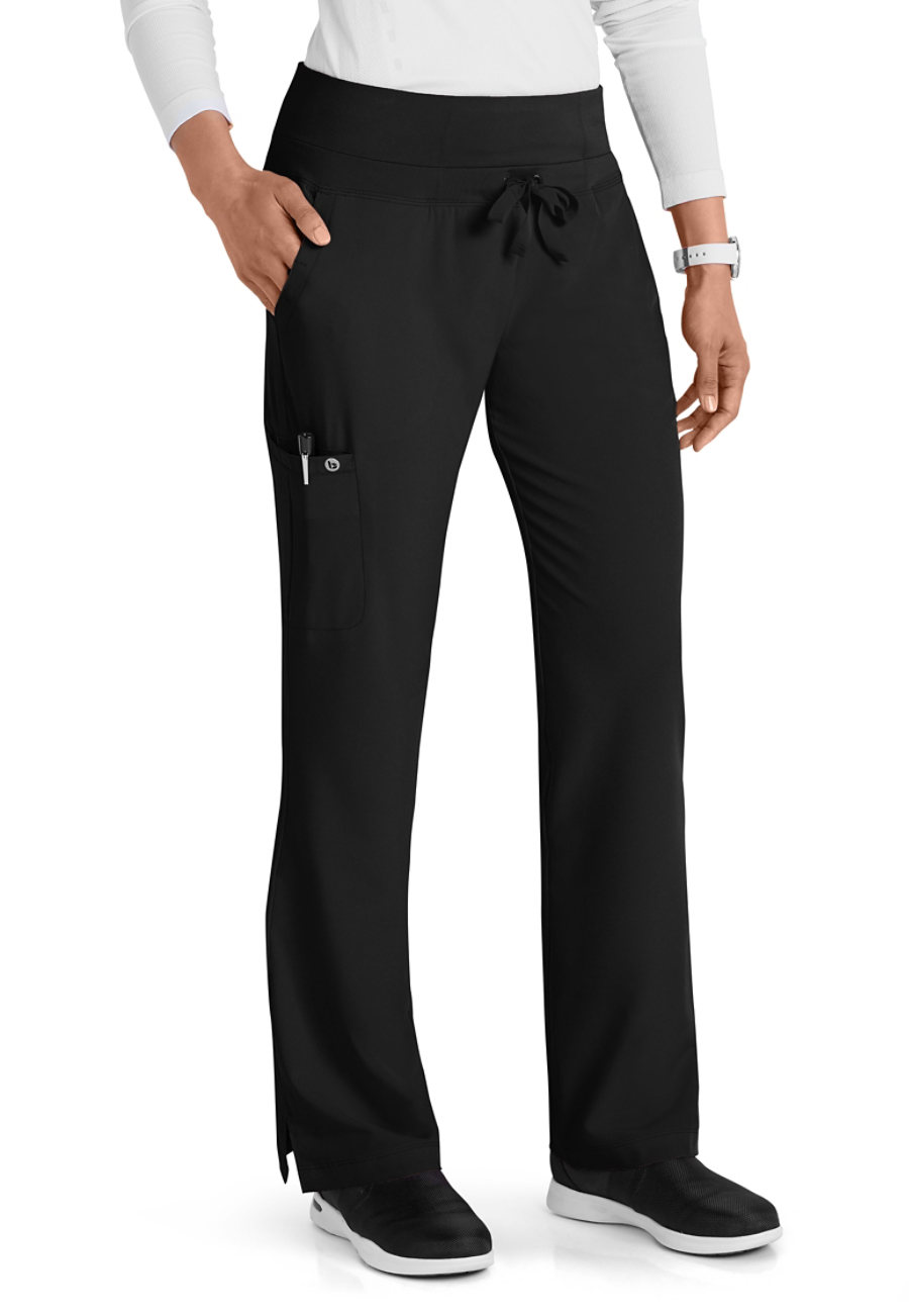 Barco One Knit Waistband 5 Pocket Scrub Pants
