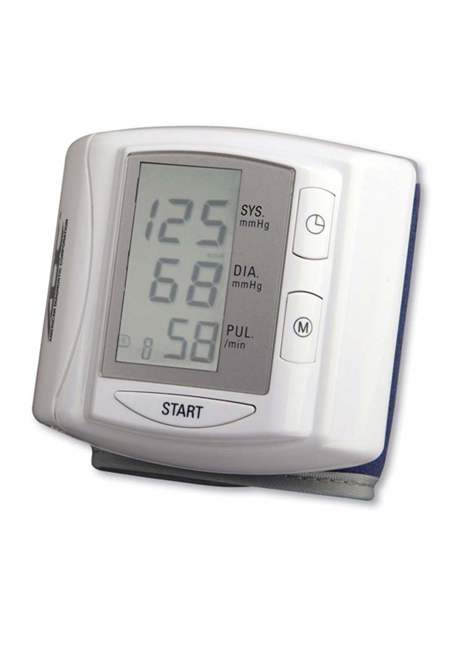 ADC Digital Wrist Blood Pressure Monitors