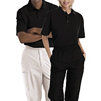 Landau Essentials Unisex Short Sleeve Polo