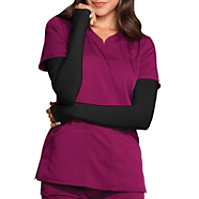 Code Happy Unisex Med Sleeves With Certainty