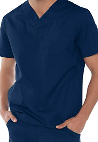 Koi Jason Men's V-neck Scrub Tops