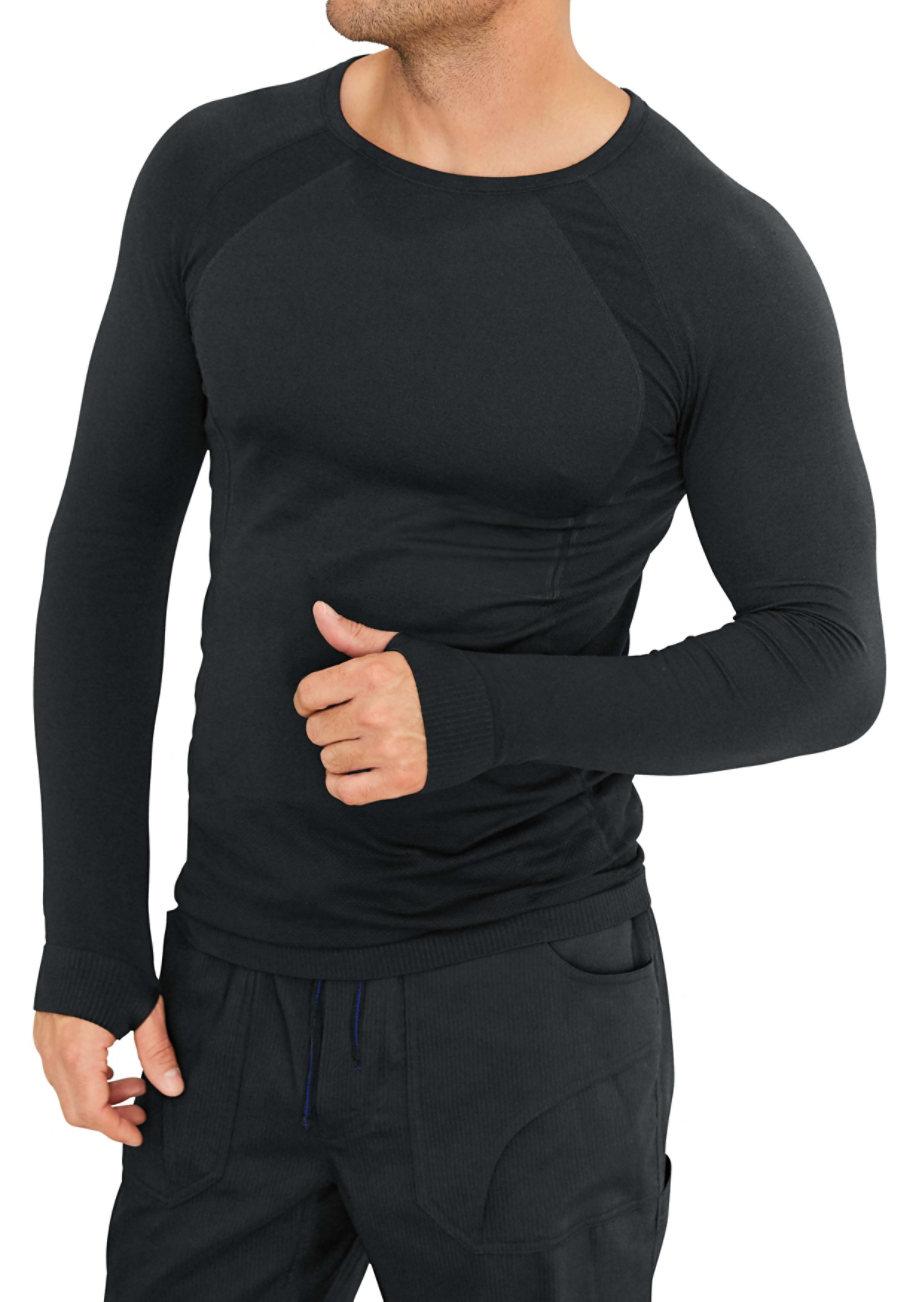 Koi Lite Courage Men's Athletic Fit Long Sleeve Tees