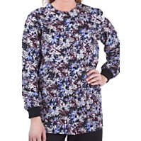 Landau Scattered Blooms Print Jackets