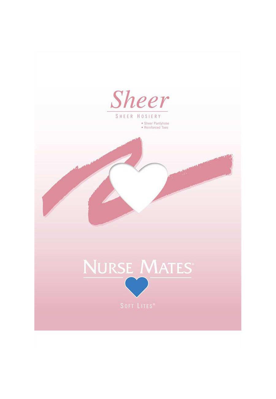 Nurse Mates Soft Lites Sheer Hosiery