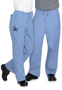 Life Essentials Unisex Drawstring Scrub Pants