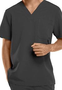Dickies Xtreme Stretch Men's V-neck Scrub Tops