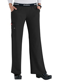 Dickies Xtreme Stretch Mid Rise Pull-On Cargo Scrub Pants