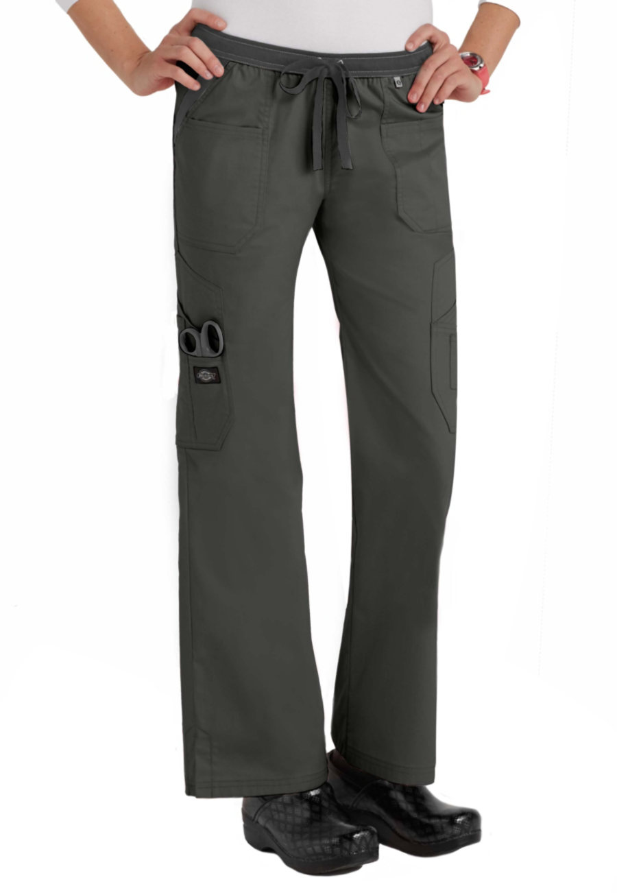 Dickies Performance System 12 Pocket Cargo Scrub Pants