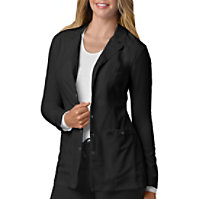 Dickies Xtreme Stretch Snap Front Lab Coats