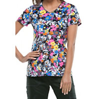 Dickies Gen Flex Fabulous Floral Tops