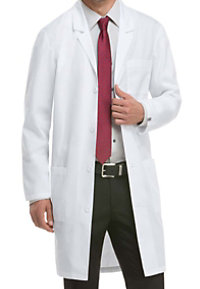 Dickies Unisex Notched Lapel 40 Inch Lab Coats With Certainty Plus