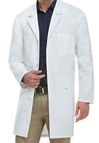 Dickies Unisex 37 Inch Lab Coat With Tablet Pocket