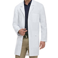 Dickies Unisex 37 Inch Lab Coats With 4 Pockets