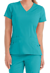 Med Couture Activate In-Motion Scrub Tops