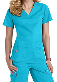 Med Couture Rescue Utility Scrub Tops