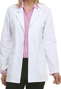 Dickies 29 Inch Lab Coats With An Adjustable Back Belt