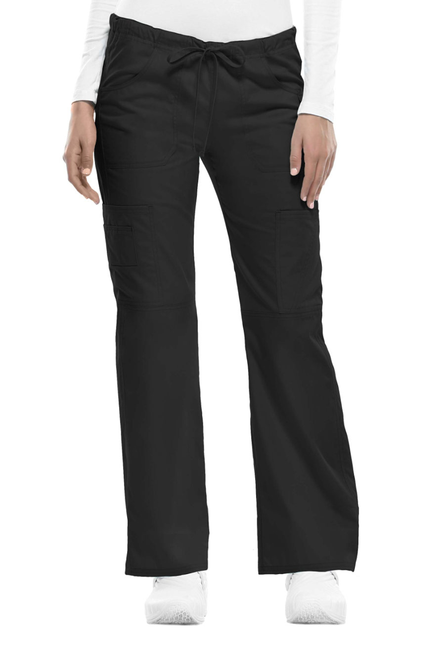 Dickies EDS Signature Drawstring Cargo Scrub Pants