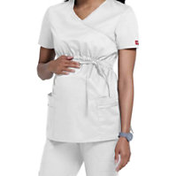 Dickies Gen Flex Youtility Maternity Scrub Tops