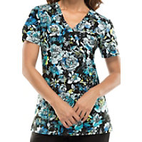 Dickies Xtreme Stretch Wash Away Your Blooms Tops