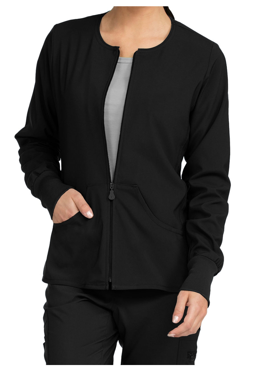 Med Couture Activate Warm Terrain Scrub Jackets
