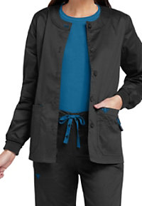 Med Couture Warm-up Scrub Jackets