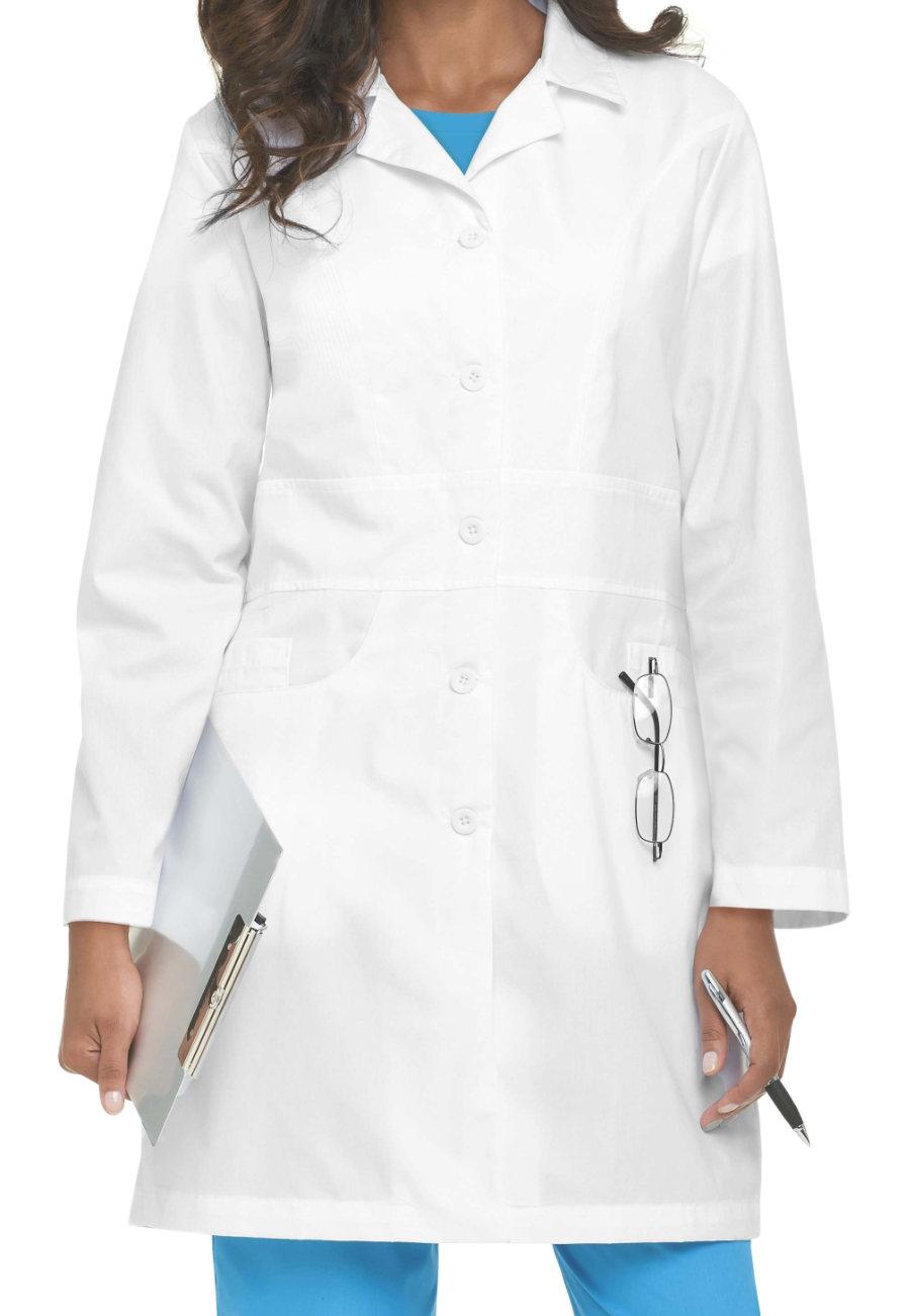Landau Ladies J-pocket Lab Coats