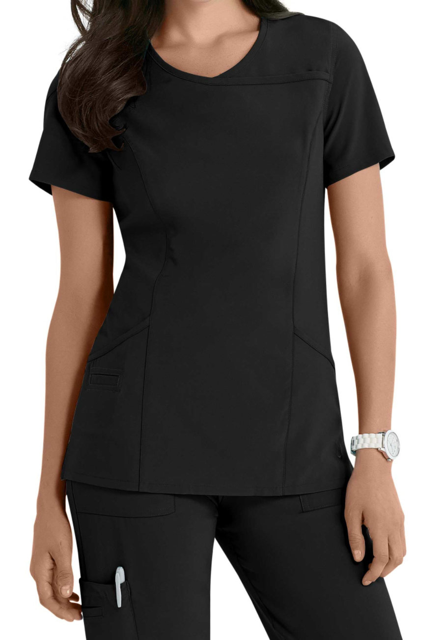 Urbane Performance Propel Crossover Scrub Tops