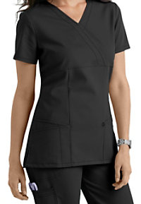 Urbane Ultimate Ashley Crossover Scrub Tops