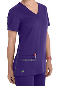 Urbane Ultimate Ultra Julie Modern Fit V-neck Scrub Tops