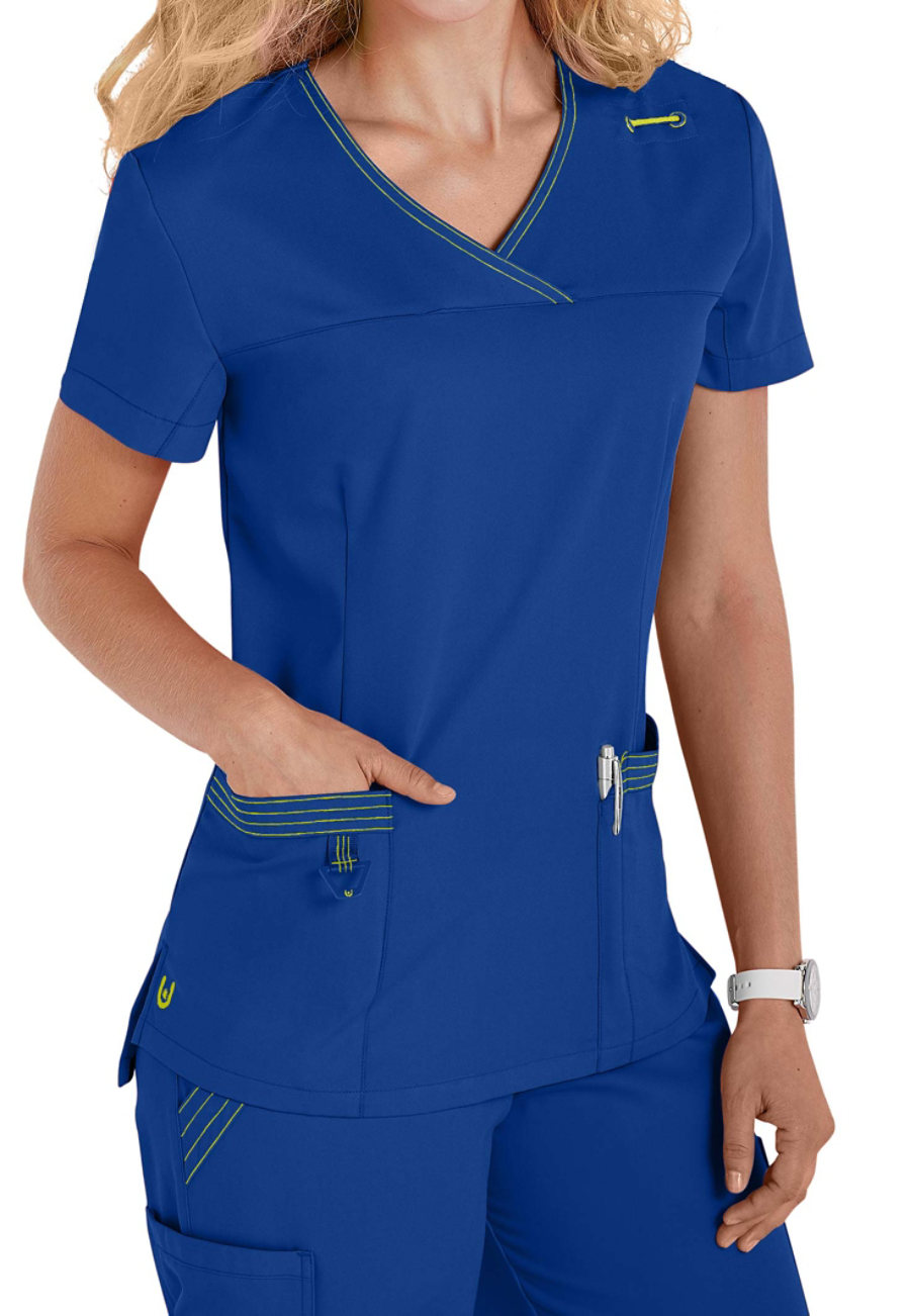 Urbane Ultimate Ultra Melissa Crossover Scrub Tops