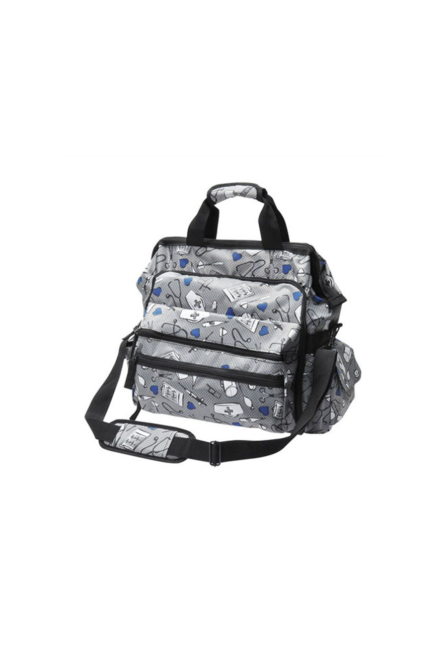 Nurse Mates Ultimate Medical Pattern Nursing Bag - Medical