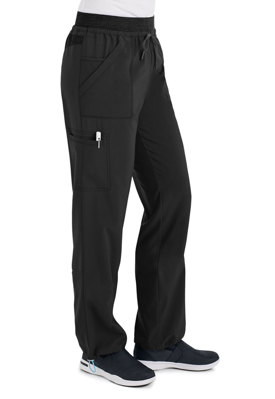 Urbane Performance Quick Cool Toggle Hem Scrub Pants