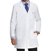 Mr. Barco Mens 37 inch Lab Coats