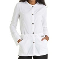 Urbane Essentials 32 Inch Long Lab Coats