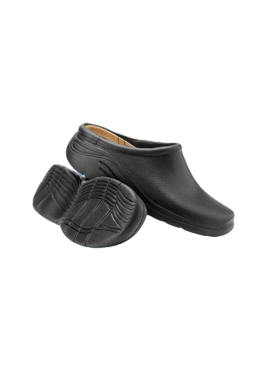 Nurse Mates Quarky Nursing Clogs - Black - 10 plus size,  plus size fashion plus size appare