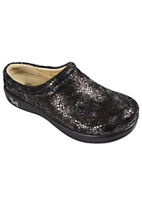 Alegria Kayla Bubble Trouble Nursing Clogs