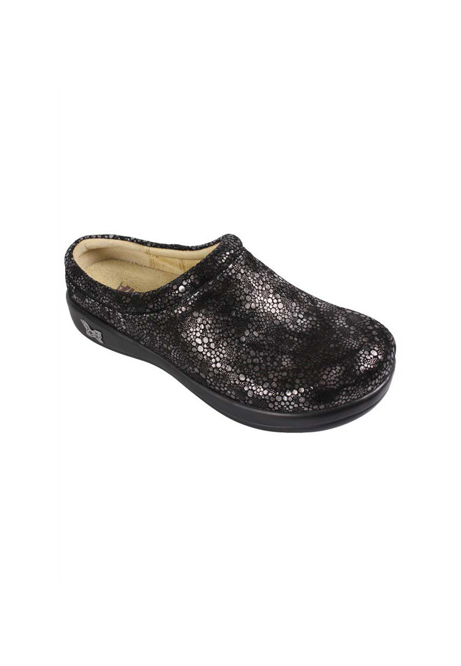 Alegria Kayla Bubble Trouble Nursing Clogs - Bubble Trouble