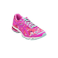 Asics Pink Ribbon Lace Up Shoes