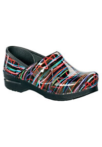 Dansko Professional Streamers Patent Nursing Clogs
