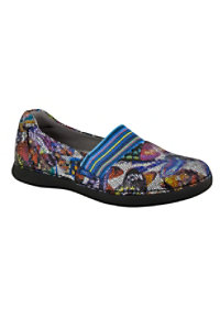 Alegria Glee Monarch Slip On Nursing Shoes