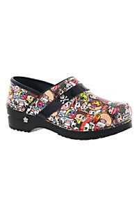 Koi By Sanita Professional Kaeleigh Patent Nursing Clogs