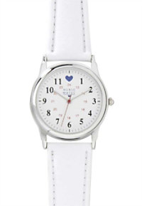 Nurse Mates Military Chrome Watches