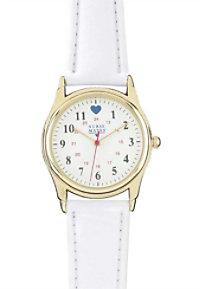Nurse Mates Military Chrome Watches